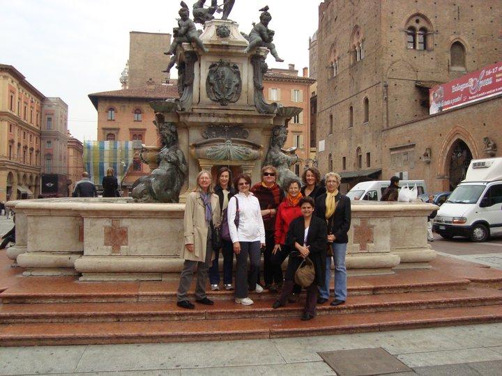Bologna group Fountain